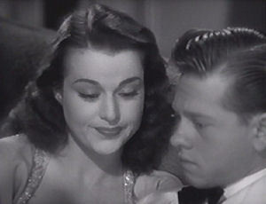 which actress is jennitt hicks in andy hardy series ?