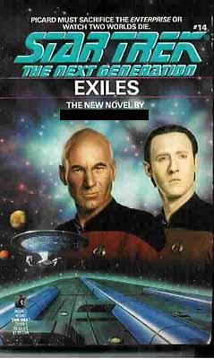 """TNG: Exiles"" written by?"