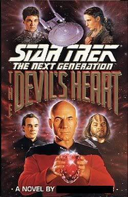 """TNG: The Devil's Heart"" written by?"