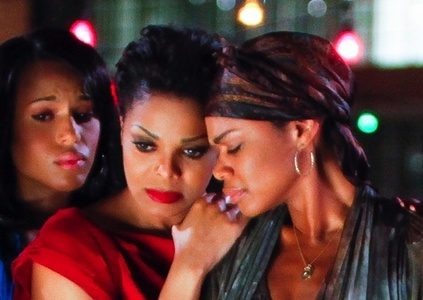 What's the name of Janet's character in 'For Colored Girls' ?