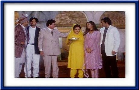 MOVIE SCENES OF SUPER তারকা RAJESH KHANNA : What movie is thi scene from?