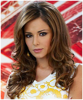 In X Factor 2010, which one of Cheryl's girls was the first to leave the show?
