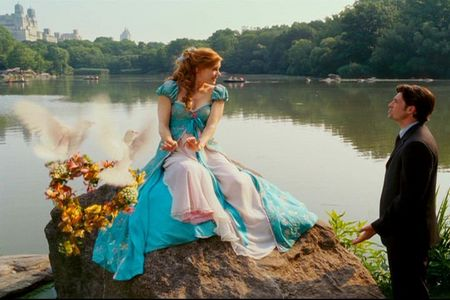 What was Enchanted nominated for at the Oscars