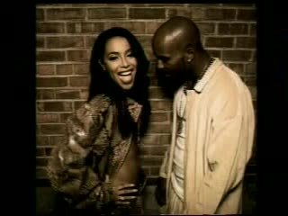 From which Aaliyah's video clip this photo come from ?