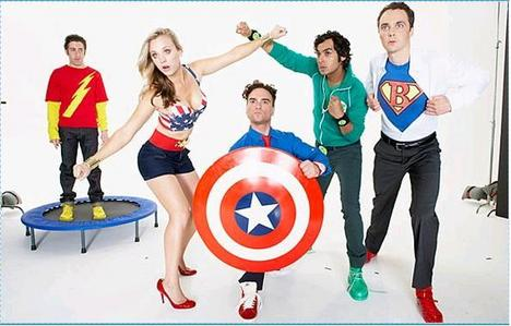 big bang theory wallpaper. The Big Bang Theory