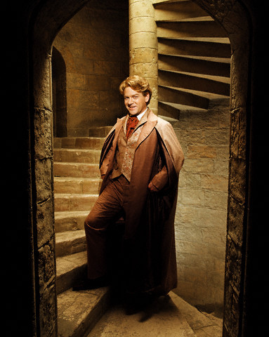 Which house was Gilderoy Lockhart sorted into?
