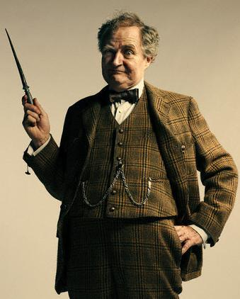 Which house was Horace Slughorn sorted into?