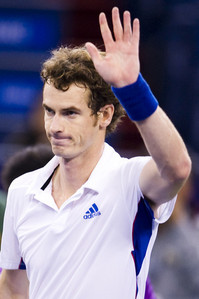 Murray finished 2010 with what World Ranking?