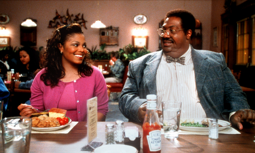 "What's the name of Janet's character in ""Nutty Professor 2"" ?"
