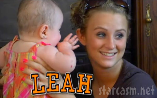 What is Leah's Middle Name?