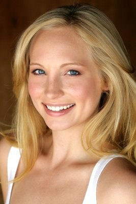 Which episode was Candice Accola a gust star?