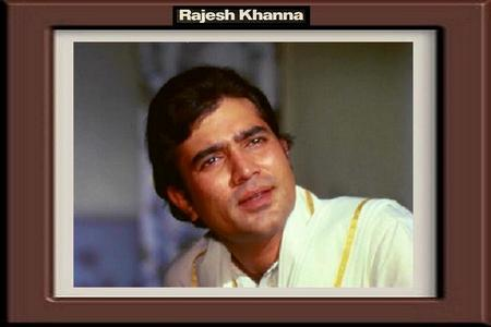 What is the real name of Super Star Rajesh Khanna