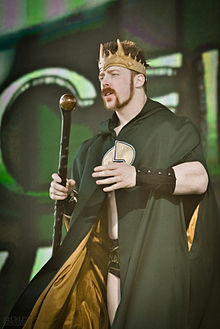 On November 29, Sheamus defeated............... to become 2010 King of the Ring.