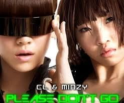 """how old do Ты think minzy when she first to perform """"please dont go""""?"""
