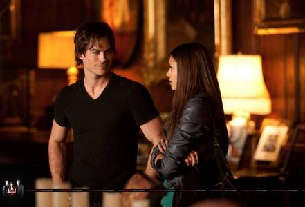 When did Damon & Elena first meet?