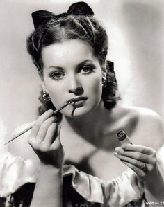 Which was Maureen O'hara's film debut?