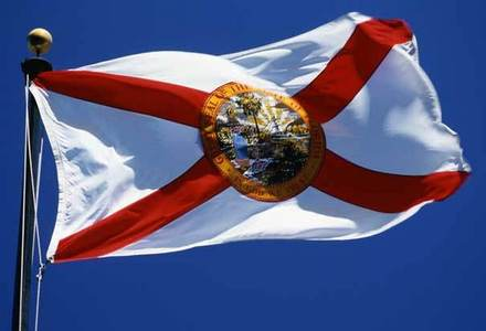 florida - state flag adopted what jaar ?