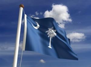 south carolina -- state flag adopted what tahun ?