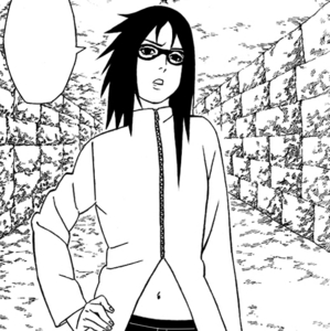 In what chapter does Karin make her first appearance?