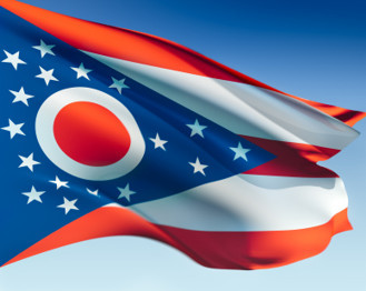 ohio -- state flag adopted what Jahr ?
