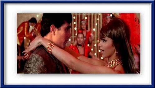 Super Star Rajesh Khanna appeared with Deepika Padukone in Om Shanthi Om in which song?