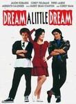 """In the Movie """"Dream A Little Dream"""" how did """"Dinger"""" (Corey Haim) brake his leg?"""