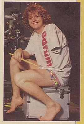 What's the name of Rick Allen's stepfather?