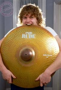 At what age did Rick Allen get his first drum kit?