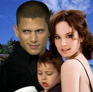 What is the name of Michael & Sara's son? (Prison Break)
