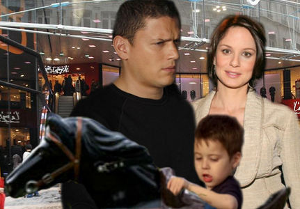 How old is Michael & Sara's son? (Prison Break)