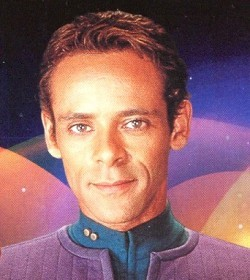 Why did Julian Bashir join Starfleet?