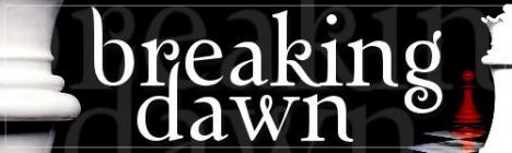 how many book parts are there in Breaking Dawn?