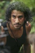 """""""In what part of the military did Sayid serve?"""""""