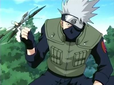True Or False: Kakashi says that between the Sharingan and the Byakugan, the Byakugan is the stronger Dōjutsu.