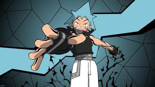 Who is Black Star's weapon?
