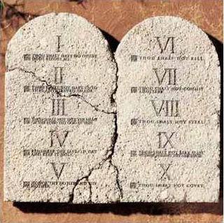 ten commandments, what is number 3 ?
