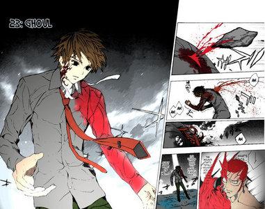 Who bites Tsukune Aono?