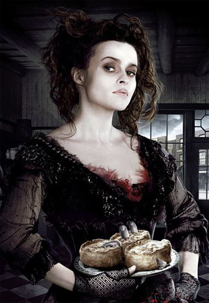 Fill in the lyric: Mrs.Lovett: Bless my eyes-- Fresh _______ !