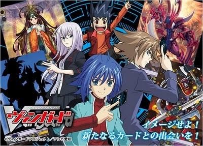 Who is the first character you see in Cardfight Vanguard? (this question is wrong i made a new version of it answer that one)