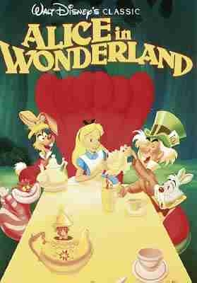 "What mwaka was ""Alice In Wonderland"" First Released?"