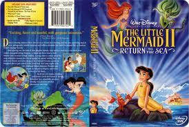 "What is Ariel's daughter named in ""Little Mermaid 2: Return To The Sea"""
