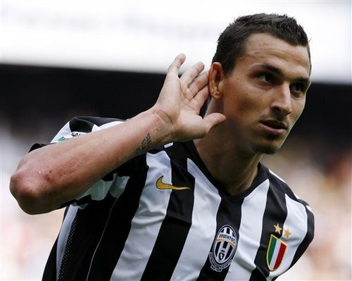 How many games has he played for Juventus?