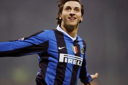 How many games has he played for Internazionale?