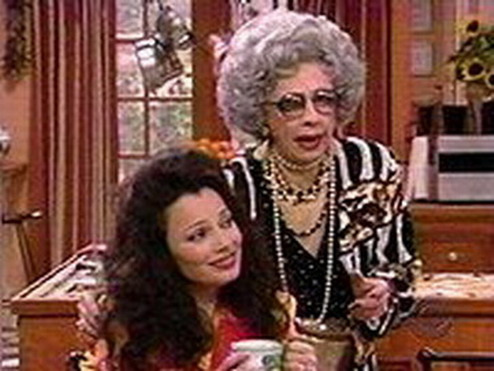 Yetta, Fran's grandmother, had to move in with the Sheffields after her retirement home suffered which of these problems?