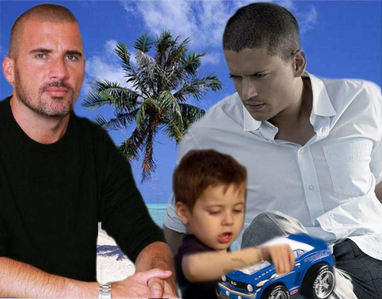 lincoln Burrows is MJ's .... (Prison Break)
