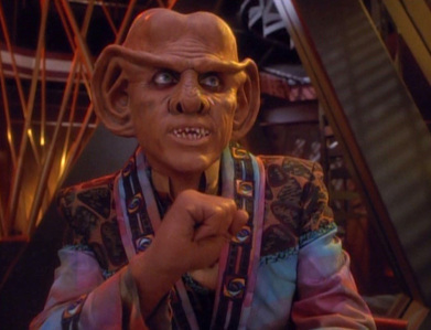 How well do you know the Rules of Acquisition? - One of them is NOT a Ferengi Rule of Acquisition. Find it!