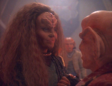 Give the Correct Response! - You are my Kahless