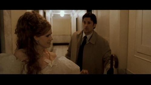 What does Giselle say to Robert in this scene?