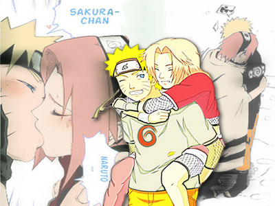 Which episode does Naruto and Sakura meet ?