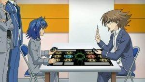 Who wins the battle between Sendo Aichi and Kia Toshiki?